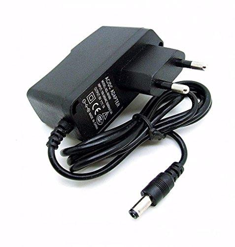 SNES Netzteil 9V 1A Ersatz Netzstecker für Super Nintendo Konsole Ladegerät Adapter (Ersatz 1a)
