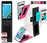 reboon Hülle für Elephone P6000 Tasche Cover Case Bumper | Pink | Testsieger