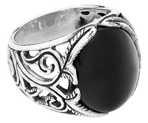 etnox-hard-and-heavy-big-black-ornament-bague-standard-m