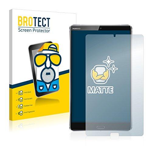 BROTECT Schutzfolie Matt kompatibel mit Huawei MediaPad M5 8.4 [2er Pack] - Anti-Reflex