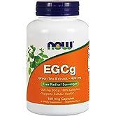 EGCG - 180 capsule vegetali - Now Foods, alimenti - 51c8icdMbNL. SS166