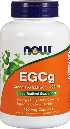 EGCG - 180 capsule vegetali - Now Foods, alimenti - 51c8icdMbNL