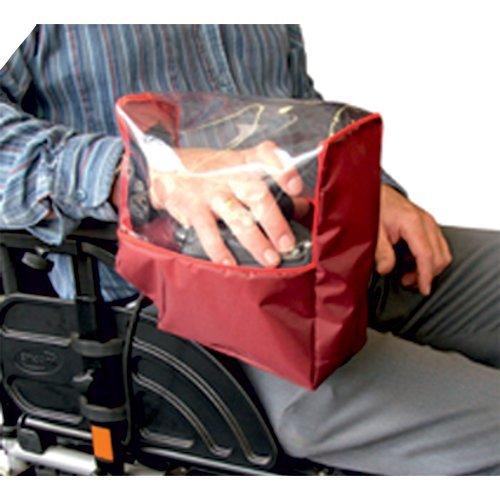 Tampa do painel de controle para cadeira de rodas elétrica