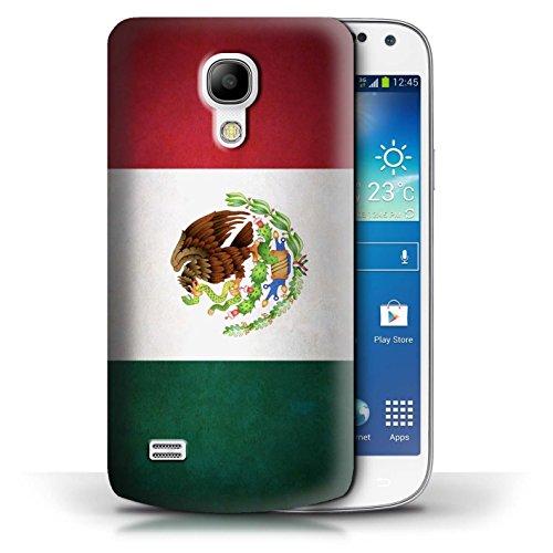 Etui / Coque pour Samsung Galaxy S4 Mini / Columbia/Colombie conception / Collection de Drapeau Mecico/Mecican