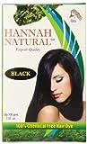 Best Hannah - Hannah Natural 100% Chemical Free Hair Dye Black Review