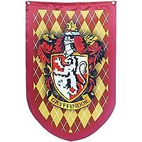 huici Harry Potter-Art-Wand Banner, Haus-Dekor-Flagge 60 * 95cm