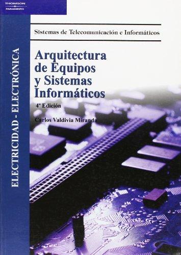 Arquitectura de equipos y sistemas informáticos