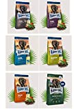 6 x 300g HAPPY DOG Supreme Sensible Irland, Karibik, Neuseeland, Canada, Montana und Toscana