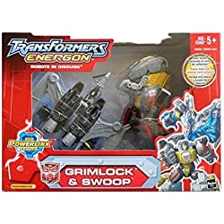 Transformers Energon Grimlock Swoop Dinobot by Transformers