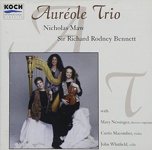 cholas Maw & Richard Rodney Bennett by Auerole Trio (1998-06-16) (Nicholas Koch)