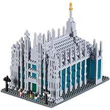 Brixies Duomo Di Milano Bloques de construcción en 3D