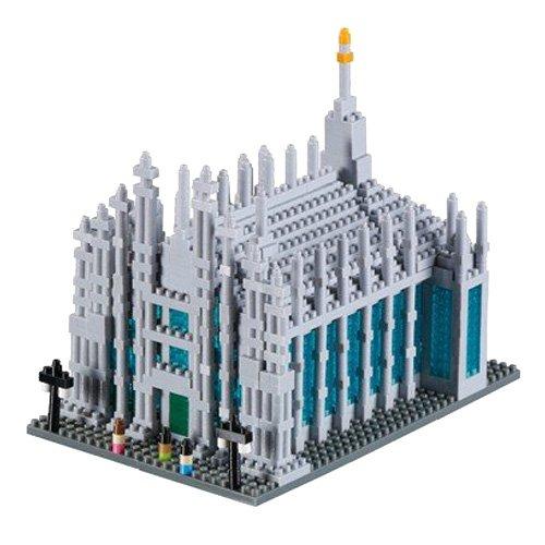 "Brixies ""Duomo di Milano"" 3d-motif Building Blocks (Multicolore)"