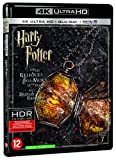Harry potter 7 : les reliques de la mort, vol. 1 4k ultra hd [Blu-ray] [FR Import]