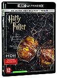 Harry Potter et les Reliques de la Mort - 1ère partie - Année 7 - Le monde des Sorciers de J.K. Rowling - 4K Ultra HD [4K Ultra HD + Blu-ray + Digital UltraViolet]