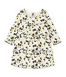Petit Bateau Baby-Mädchen Kleid Robe ml Coq/MU 2608833, Mehrfarbig (Coquille/Multico 33), 98 (Herstellergröße: 36m/95cm)