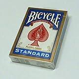 U.S.Playing Card Company Bicycle Rider Back Standard Talia kart, Farblich sortiert (Rot/blau)