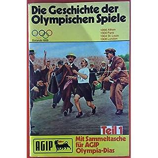 Die Geschichte der Olympischen Spiele Teil 1.