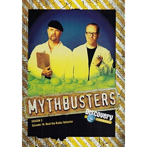 MythBusters Season 3 - Episode 18: Beat the Radar (3 Radar)