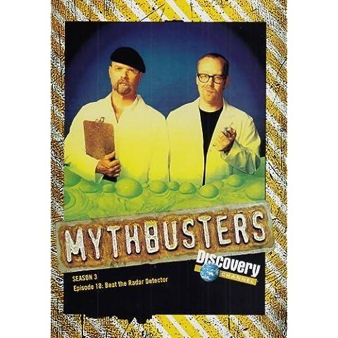 MythBusters Season 3 - Episode 18: Beat the Radar (3 Radar)