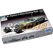 RCECHO® TRUMPETER Military Model 1/72 M1 Panther II Mine Clearing Tank Hobby 07280 P7280 with RCECHO® Full Version Apps Edition