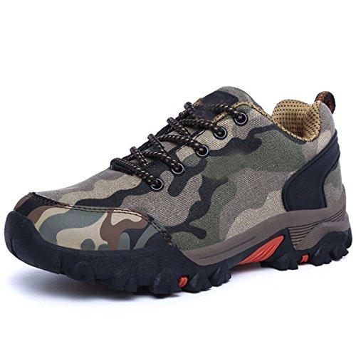 Komfortabel Atmungsaktiv Outdoor Wanderschuhe Für Männer Und Frauen Multi-Größe Multi-Color Camouflage2