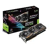 Asus ROG Strix-GTX1060-O6G-Gaming Nvidia GeForce Grafikkarte (PCIe 3.0, 6GB GDDR5 Speicher, HDMI, DVI, Displayport)