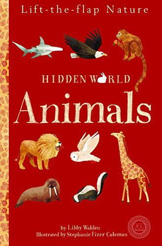 Hidden World: Animals (360 Degrees) por Libby Walden