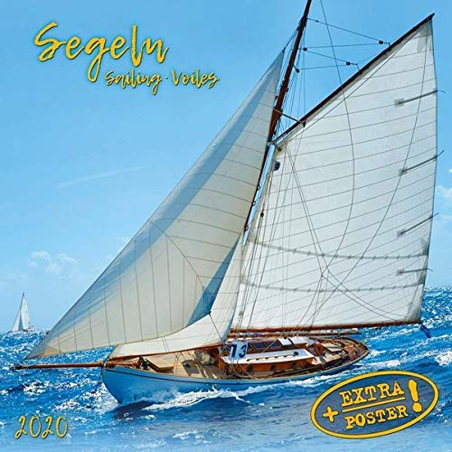 Sailing/Segeln 2020: Kalender 2020 (Artwork Edition)
