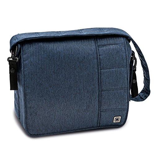 Preisvergleich Produktbild Moon 65000042-890 Wickeltasche, ocean/fishbone, blau