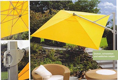 Il tuttofare-Saint Tropez XL-Pinze Berg-GERMANY-Ruotare laterale + inclinazione laterale-Ombrellone-300cm x 300cm Ø-colore: beige-STABIELO-360° girevole superiore a pedale-Ombrellone parasole-della universale-con supporto per cellulare e pannello (senza piastre)-100% poliestere Circa 240g/m² UPF 50+ Resistente alle intemperie-Modello: Saint Tropez XL-Pinze Berg-GERMANY-colore-tortora-distribuzione-holly-sunshade ®-nel prezzo i costi Speditions sono incluse-Barattolo-limitata pezzi numero solo finché-nel prezzo Speditions costo incluse-per gli alti domanda ordinare precoce-.