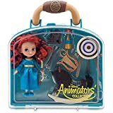 Official Disney Brave Merida Mini Animator Doll Playset …