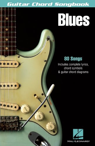 Blues Songbook: Guitar Chord Songbook (Guitar Chord Songbooks) (English Edition)