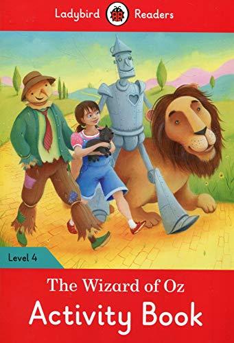 THE WIZARD OF OZ ACTIVITY BOOK (LB) (Ladybird)