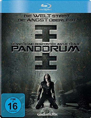 Pandorum - Steelbook [Blu-ray]