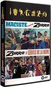 Maciste contre Zorro + Zorro au service de la Reine
