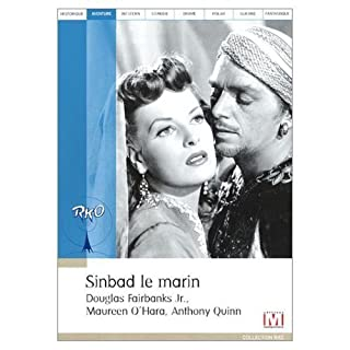 Sinbad the Sailor [Region 2] by Anthony Quinn