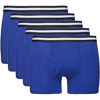 Marca Amazon – find. Short Trunk – Boxer Hombre, Pack de 5/Pack de 7
