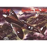 ICM 48067 - Maqueta de avión Spitfire Mk.VIII British Fighter de la Segunda Guerra Mundial