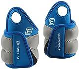 ENERGETICS Gewichtsmanschette mit Daumenschlaufe Blau/Grau, 0.5 kg