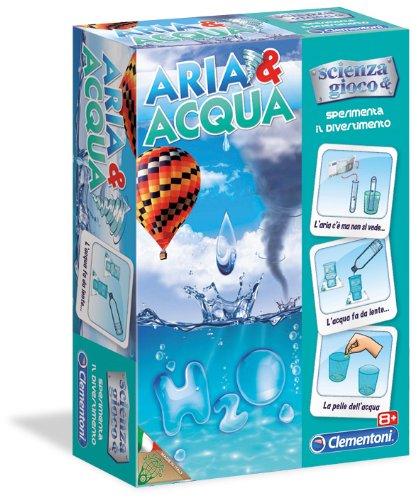 Clementoni 13844 - Sperimenta il Divertimento: Aria e Acqua