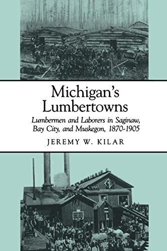 Michigan's Lumbertowns: Lumberman and Laborers in Saginaw, Bay City, and Muskegon, 1870-1905: Lumbermen and Laborers in Saginaw, Bay City and Muskegon, 1870-1905 (Great Lakes Books)