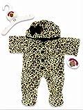 Baue Dein Bears Kleiderschrank 15Zoll Kleider Passen Bj Bär Leopard Einteiler
