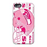 Excellent Hard Cell-phone Case For Apple Iphone 6 (jFn1594kfaG) Custom Fashion Seattle Seahawks Pattern