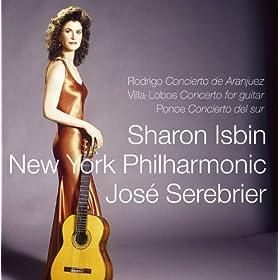 Villa-Lobos : Guitar Concerto : II Andantino e andante