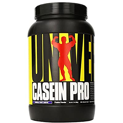 Universal Nutrition Casein PRO Pure Milk Protein Muscle Growth Anabolic by B2B