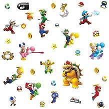 Mario Bros - Juego de pegatinas (673SCS)