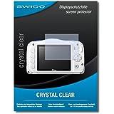 """2 x SWIDO protecteur d'écran Nikon Coolpix W100 film protecteur feuille """"CrystalClear"""" invisible"""