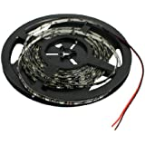 Blanco Frío Impermeable Flexible 335 SMD 300 LED Luz De Tira 5M interno