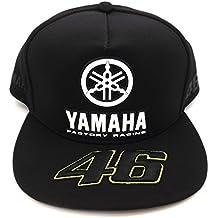 Valentino Rossi VR46 Moto GP M1 Black Line Yamaha gorra Oficial 2017 b2047cec6a6