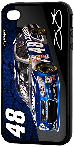 Keyscaper Cell Phone Case for Apple iPhone 4/4S - Jimmie Johnson